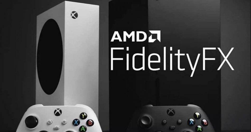 A tecnologia FidelityFX Super Resolution da AMD será crucial no Xbox Series X S.