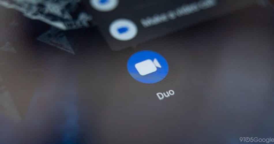 O Google Duo recebe uma reformulação da tela inicial!