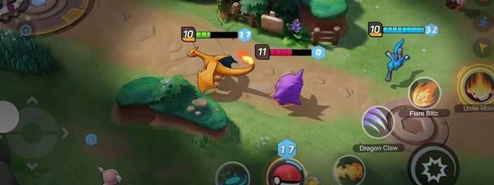 Jogo gratuito 'Pokémon: Unite' está disponível no Nintendo Switch! - Foto: TM MAS