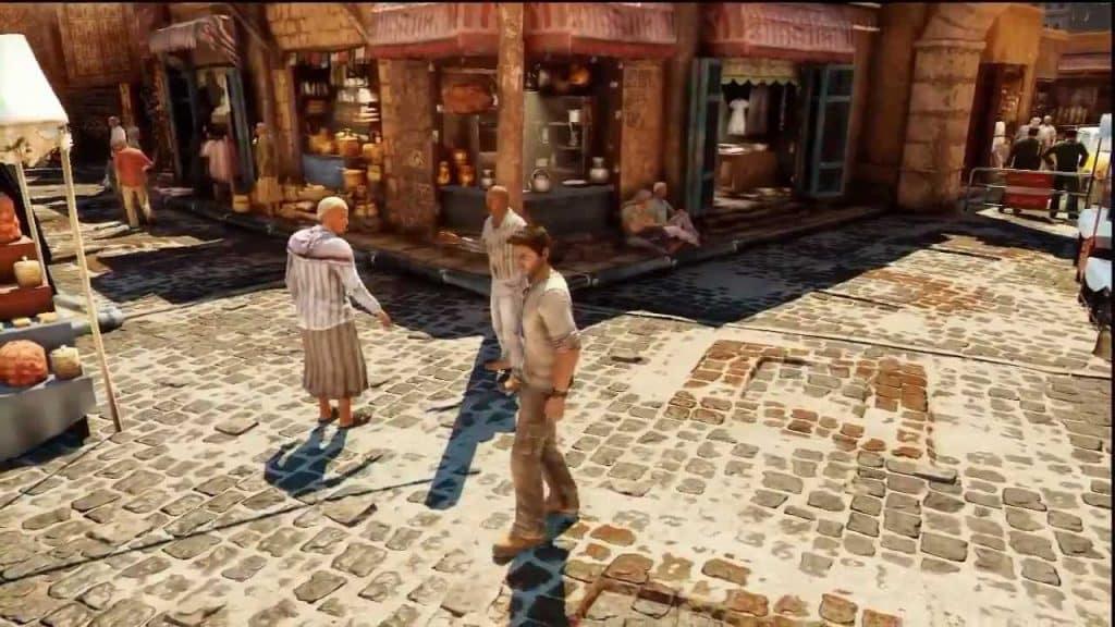 Uncharted 3: veja o review do game! - Foto: YT MAS