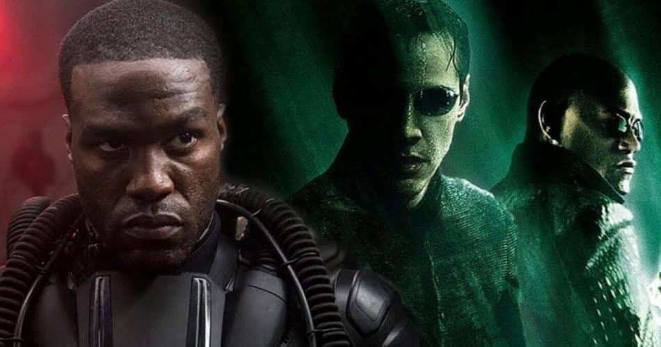 O regresso de Neo ao Matrix 4!