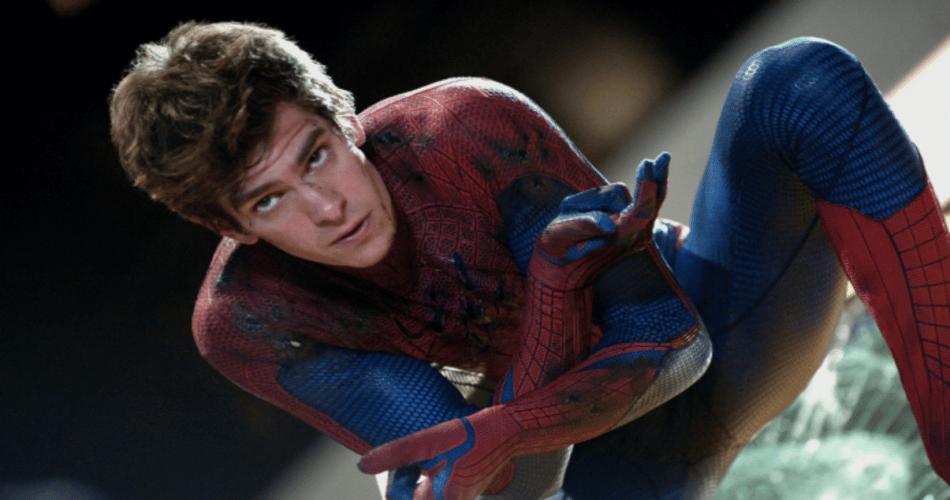 Andrew Garfield tentou se encontrar no meio com o chefe da Sony durante as lutas pelo homem-aranha