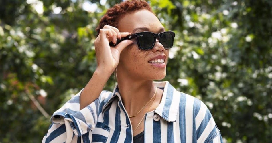 O que você precisa saber sobre o Facebook e os novos óculos inteligentes da Ray-Ban!