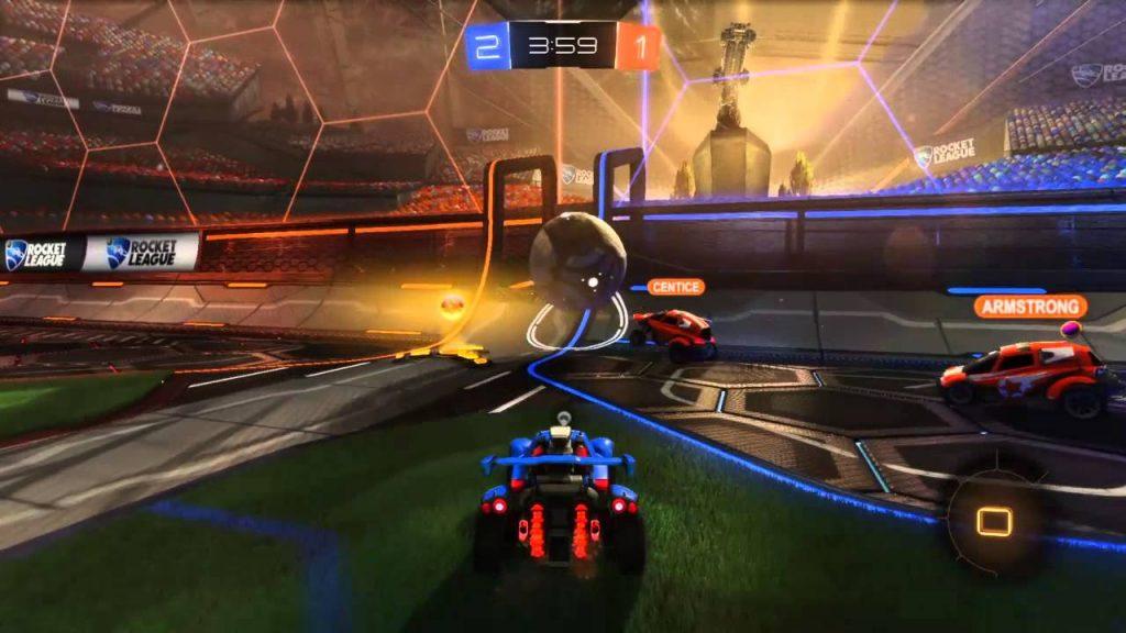 Rocket League PC: veja dicas para ficar melhor no game! - Foto: YT MAS - Rocket League Requisitos: veja os requisitos para rodar no seu PC e dicas!