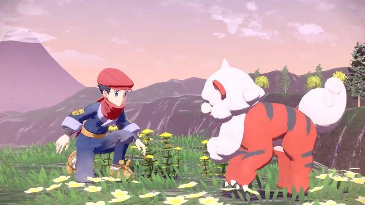 Desenvolvedores de 'Pokémon Legends: Arceus' esclarecem que o jogo não é um mundo totalmente aberto! - Foto: CO MAS