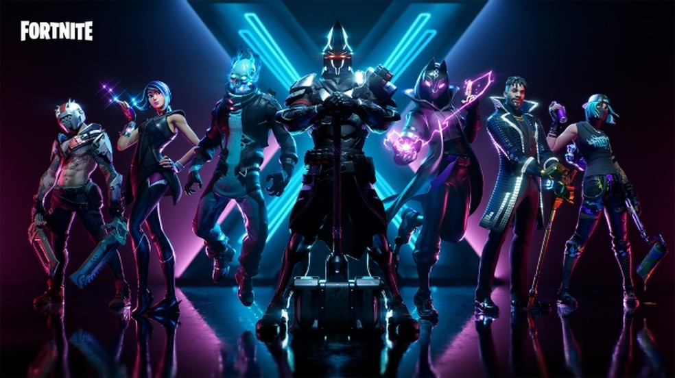 Filme de Fortnite está supostamente sendo discutido na Epic! - Foto: TT MAS